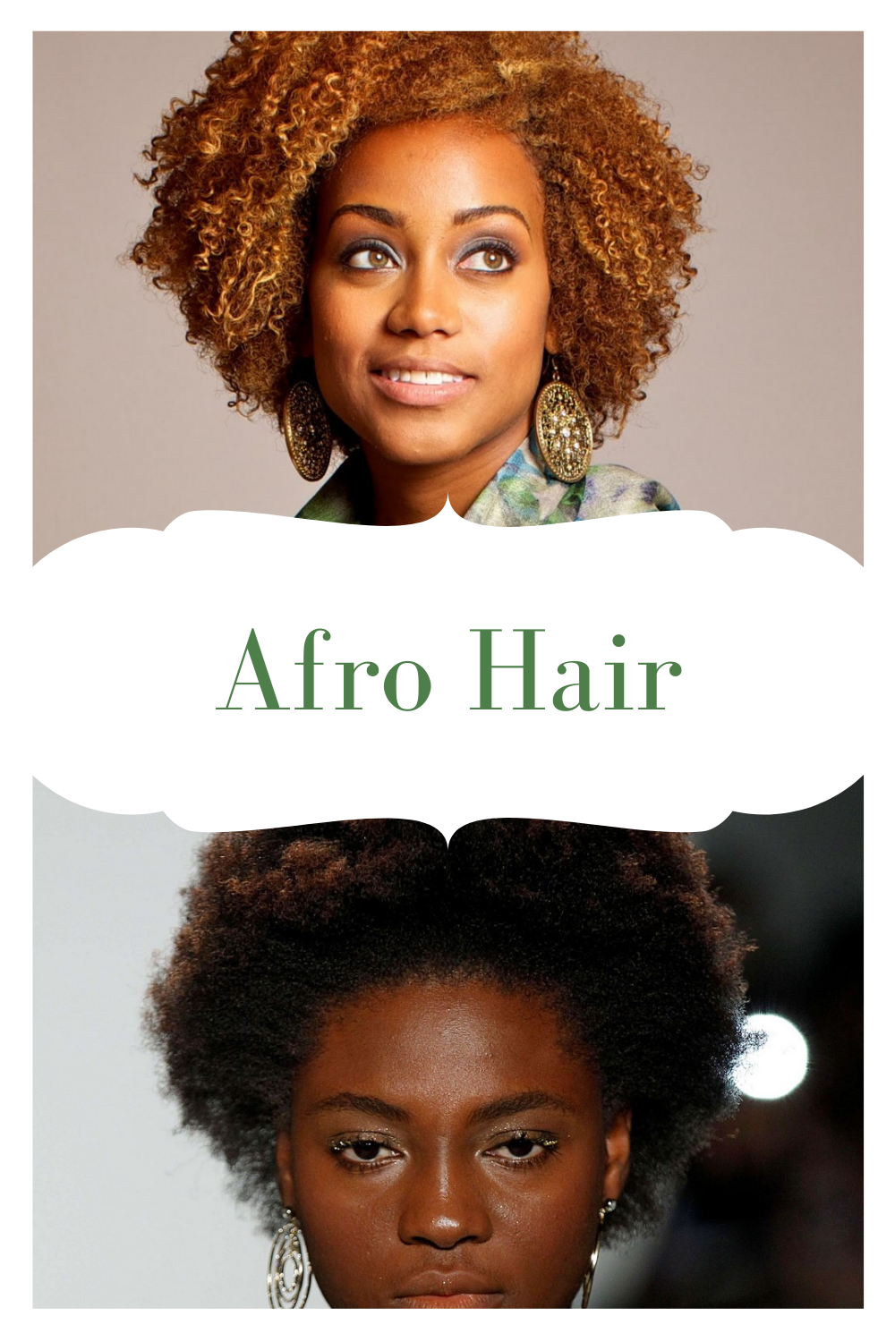 Afro Hair At Home Afro Hairstyles Afro Hair Styles