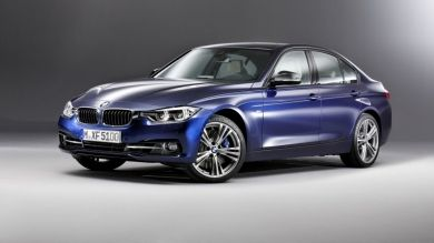 Bmw 3 Series Facelift Expected Price Rs 35 00 000 In India Launch Date Of Aug 2015 Auto Portal Bmw 3 Series Bmw Bmw Car Models