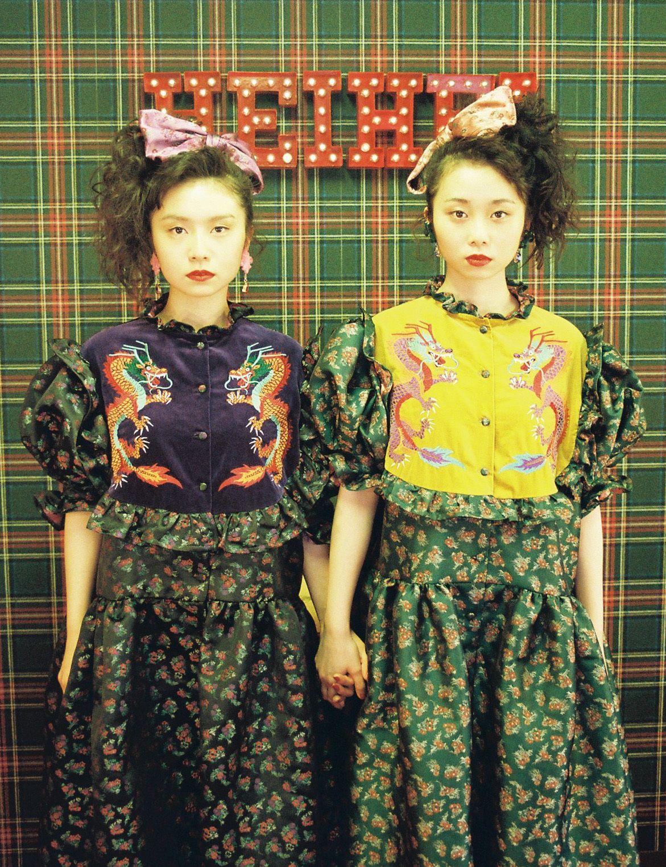 チャイナ刺繍ドレス グリーン heihei ドレス グリーン 刺繍 ドレス サマードレス