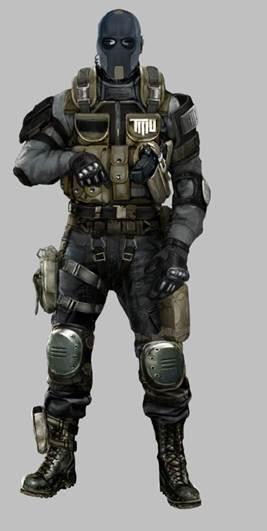 Tyson Rios Armor Concept Combat Armor Army Of Two