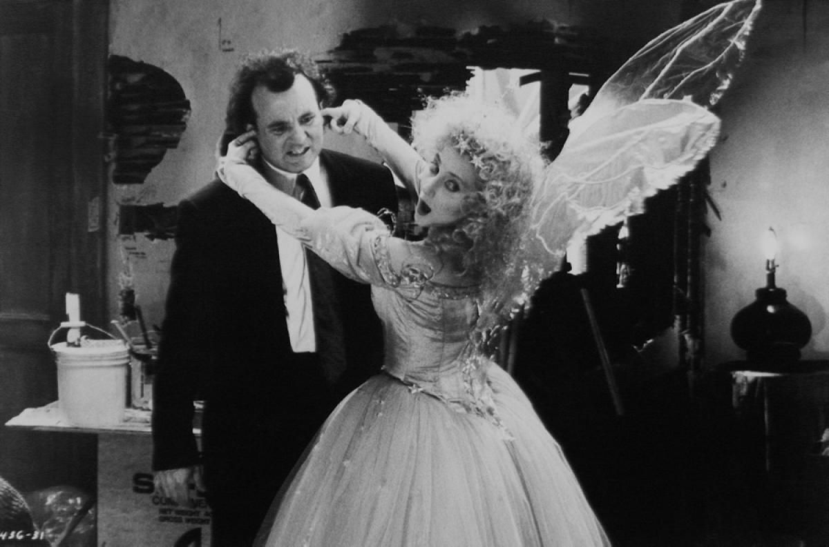 Scrooged\' - Photos - Best Christmas movies ever | Great Movies ...