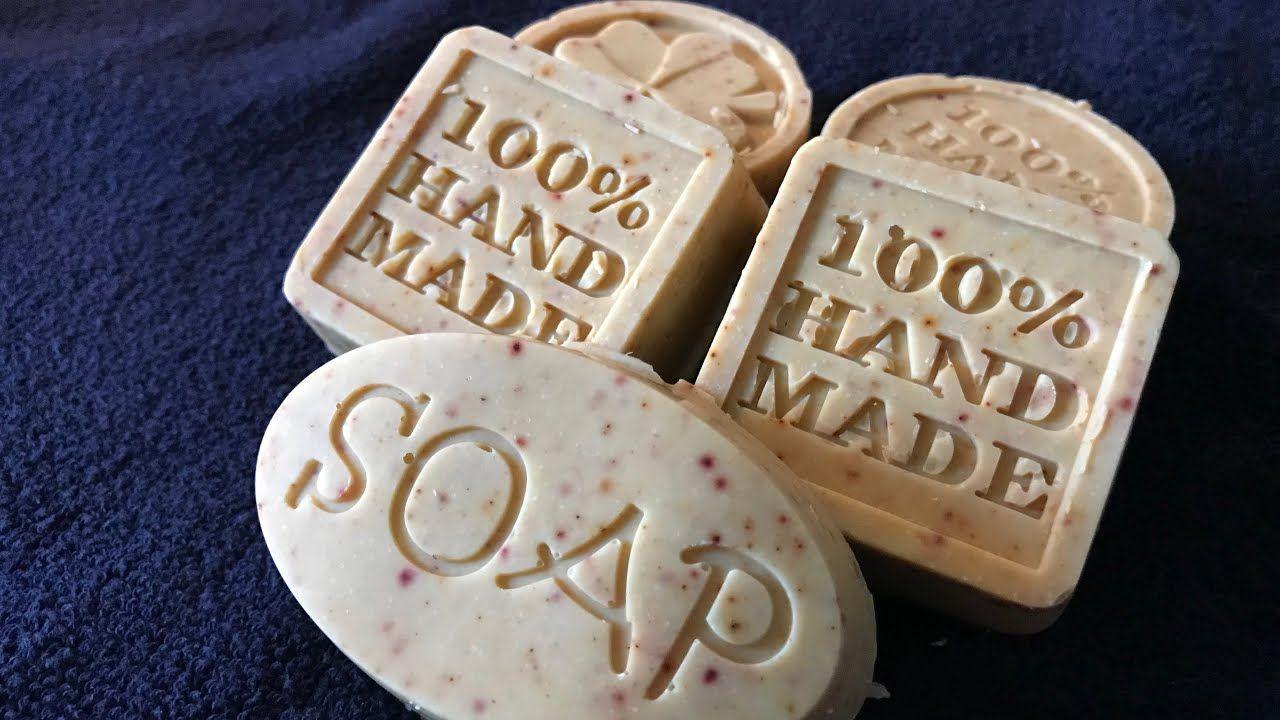 صناعة الصابون البلدي بزيت الزيتون Sapone Artigianale Fatto In Casa Youtube Soap Making Soap Projects To Try