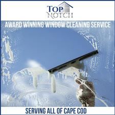 Top Notch Window Cleaning Is Offering 100 Off Window Cleaning Services In 2020 Window Cleaning Services Cape Cod Cleaning Service