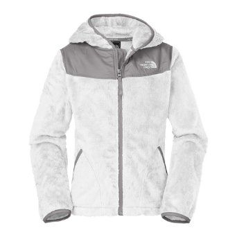 982c80bc3 Amazon.com: The North Face Oso Hoodie Girls Jacket: Clothing ...
