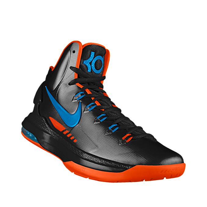 new concept b28ad 72e73 Custom Nike Zoom KD V iD Men s Basketball Shoe