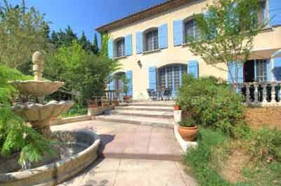 Vente Chambres d\'hôtes dans le Vaucluse à Orange | Provence and Villas