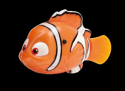 OPPDRAG DORY robotfisk NEMO  477d604df6660