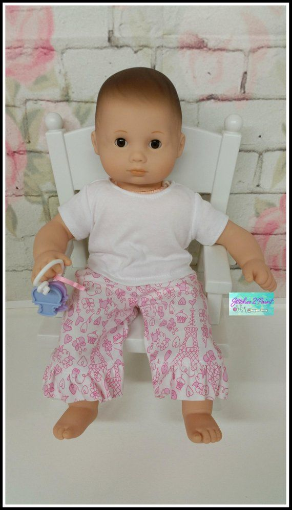 d31917359f0e Reserved Candace Doll Clothes fit 15 in Bitty Baby inch doll ...