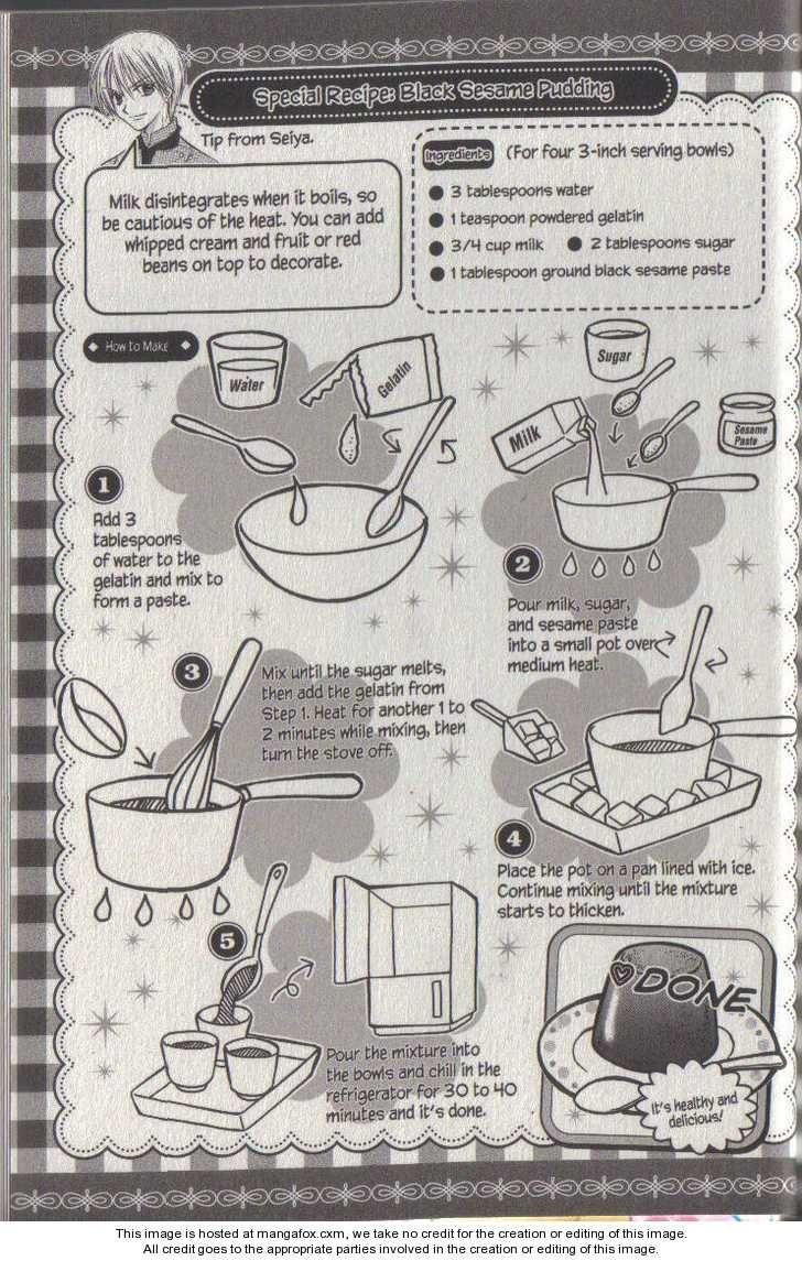 recipe kitchen princess by kobayashi miyuki andou natsumi manga