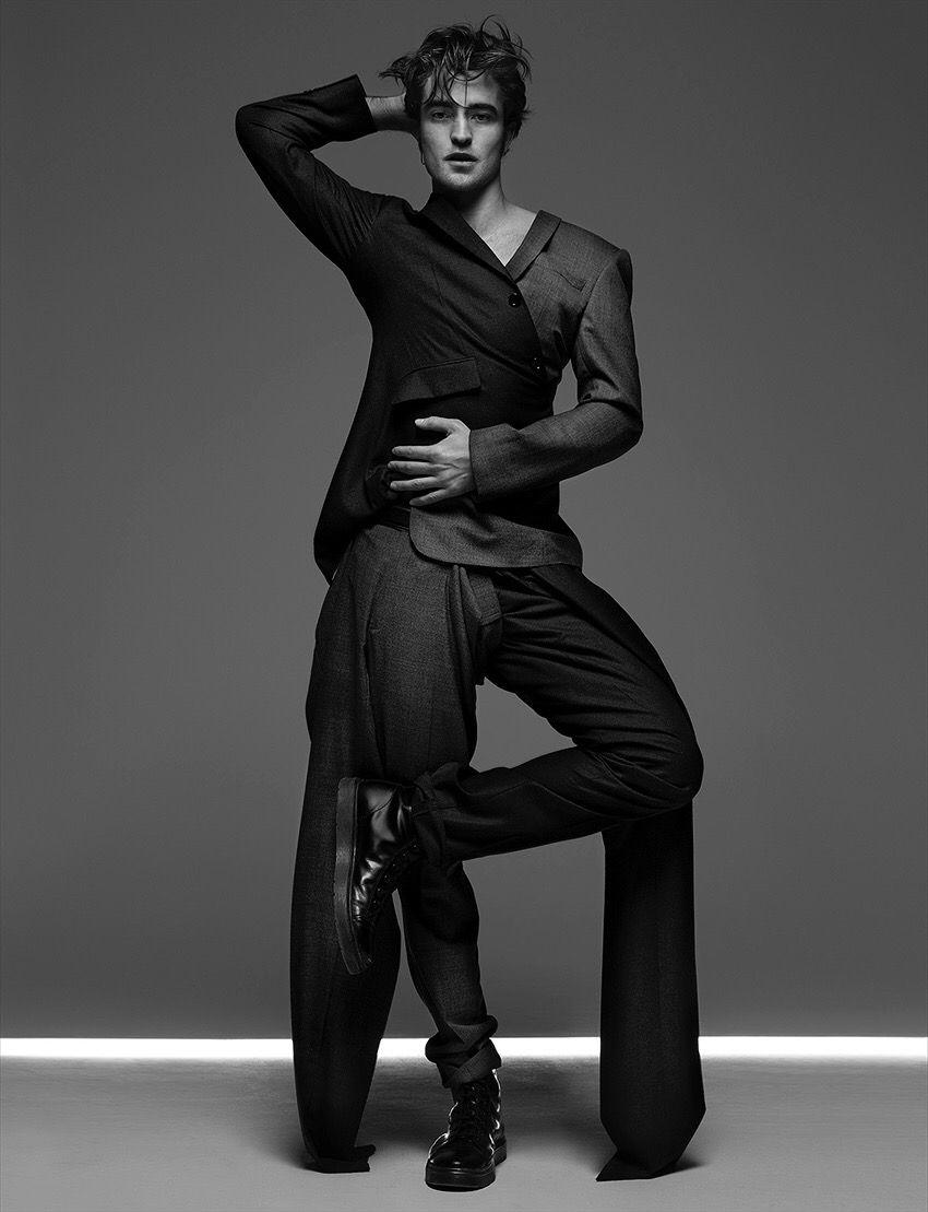 Robert Pattinson Numéro Magazine
