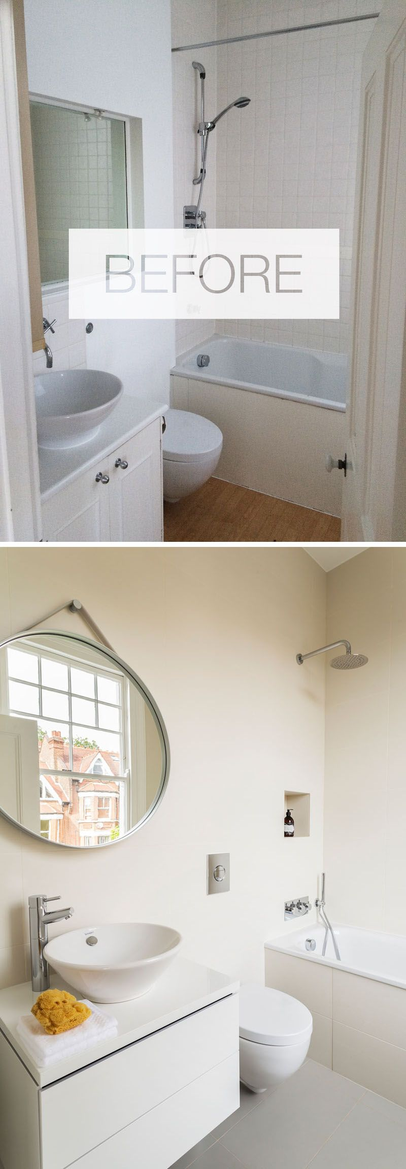 Before And After - A Victorian Townhouse Redesign In North London ...