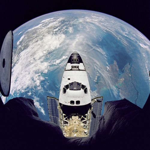 Using the same old approach won't get you better results - http://mbatemplates.com - Atlantis STS-71 attached to Mir Space Station,  August 7, 2014, 4:00 pm