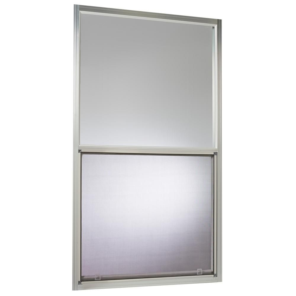 Tafco Windows 30 In X 54 In Mobile Home Single Hung Aluminum