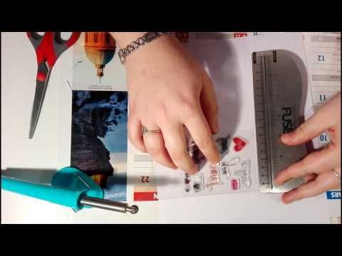 [SCRAP] : Fuse Tool - Rangements tampons clear - YouTube