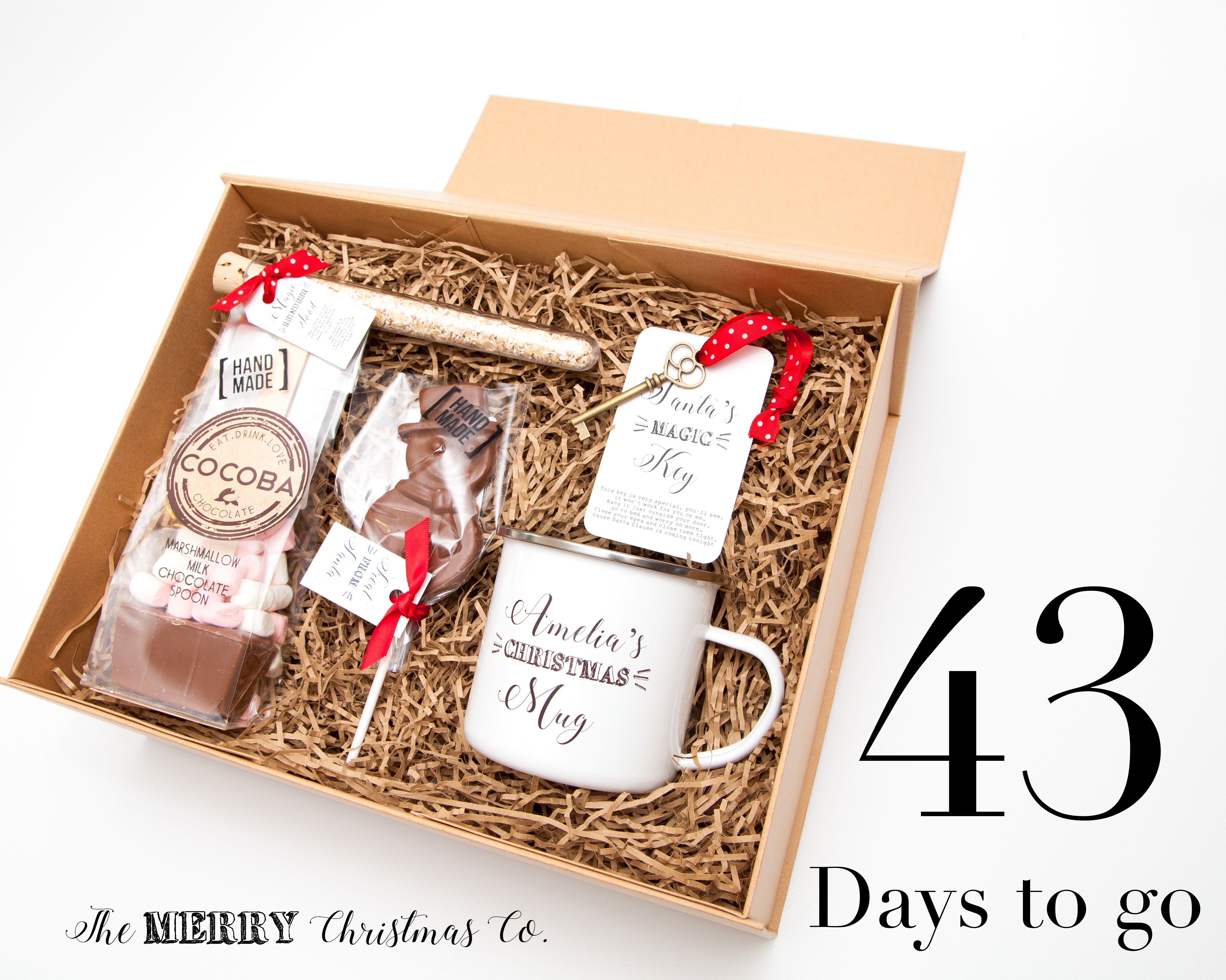 Only 43 more days till christmas woohoo! have you ordered