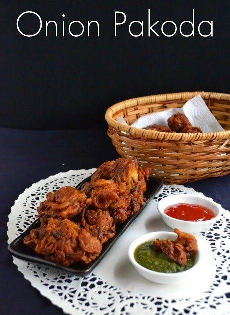 Onion Pakoda/Pakora Recipe is easy and most popular pakoda ...