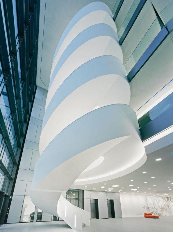 Ksp j rgen engel architekten architecture architektur treppe und treppe haus - Beruhmte architektur ...