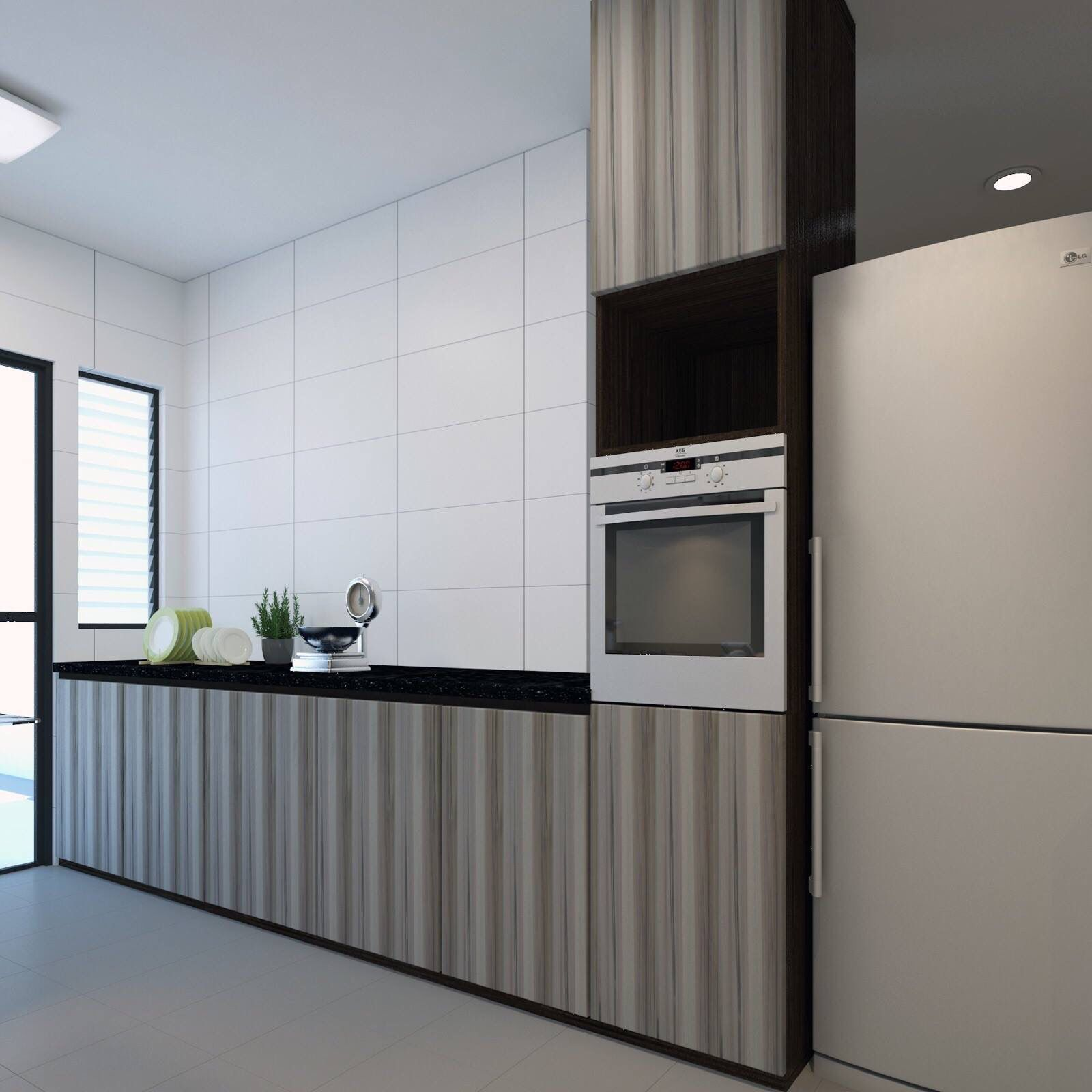 Kitchen Cabinet Dark Grey Black Kitchen Ideas Pinterest