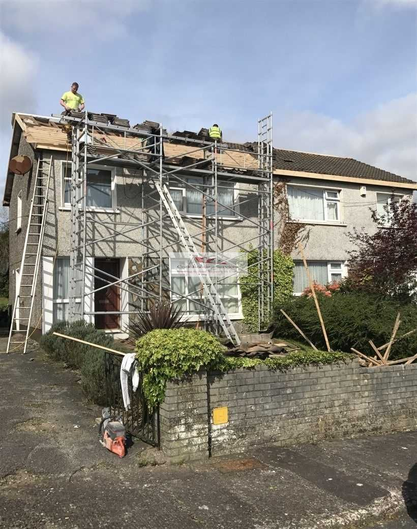 Repair Roofs In Cork Roof Repair Roofing Roofing Services