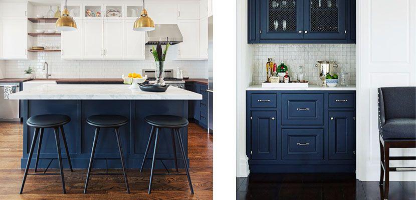 Cocinas azules rusticas buscar con google cocinas pinterest cocina azul rusticas y azul - Buscar muebles de cocina ...