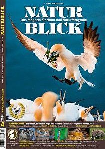 [de] Mein Artikel im Naturblick 04/2014 kann jetzt auch auf meiner Homepage gelesen werden. Freue mich auf Feedback!  [en] German only... Visiting my homepage you can now read my article published in the nature photography magazine Naturblick.