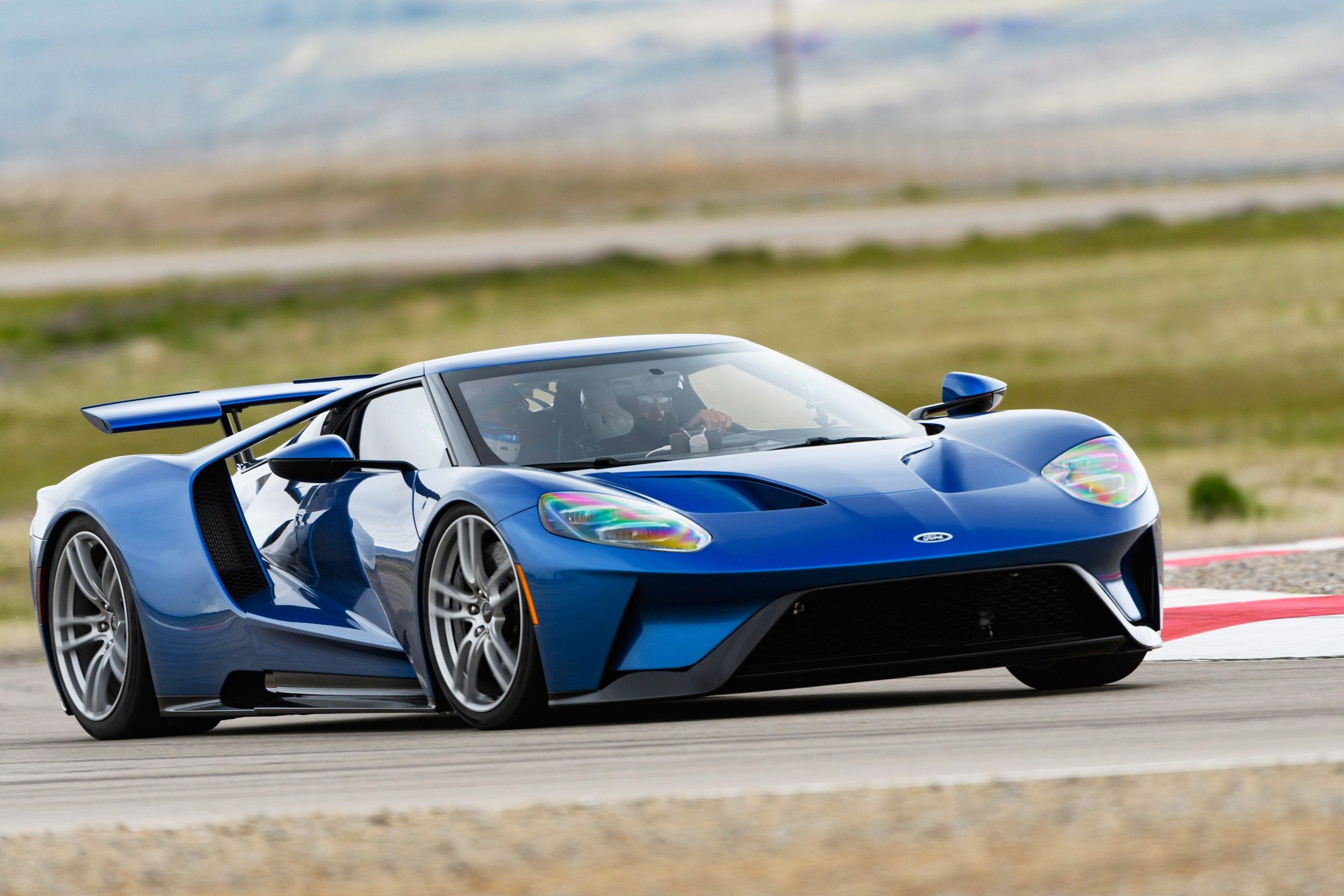 Review 2017 Ford Gt Supercar Autos Motores