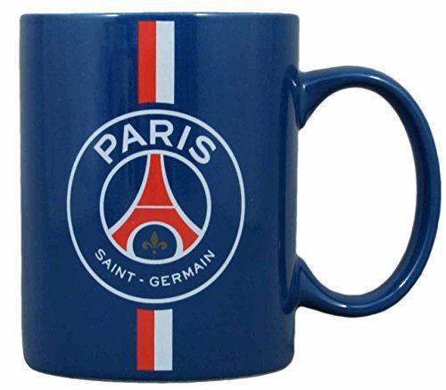 Collection officielle Paris Saint Germain Mug Logo PSG Divers