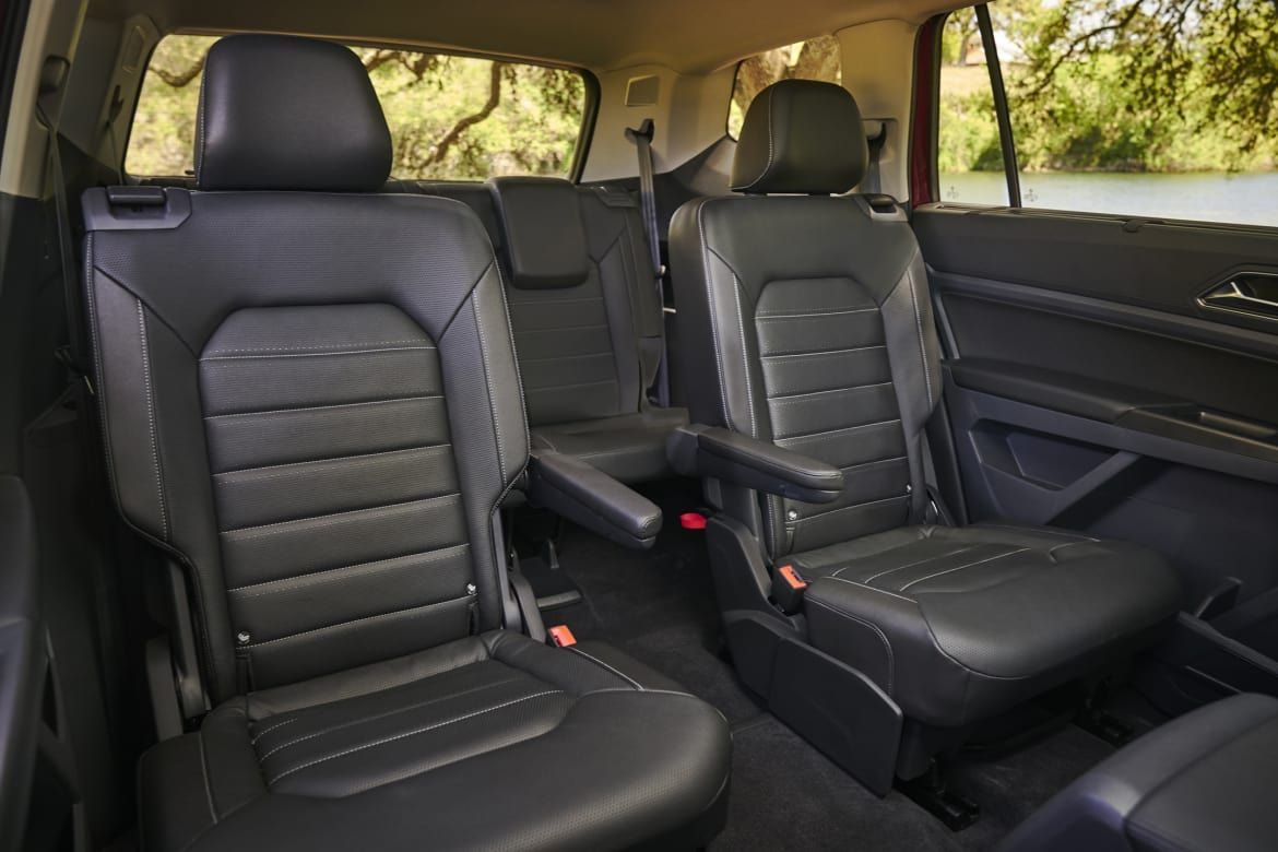 Which 2018 Three Row Suvs Offer Captain S Chairs Best Suv Used