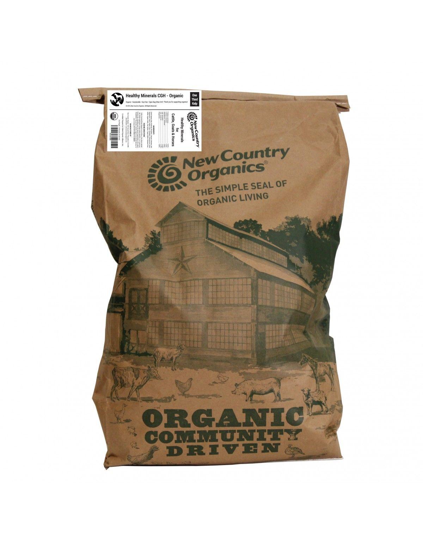 Healthy Minerals CGH Organic Organic corn, Rabbit