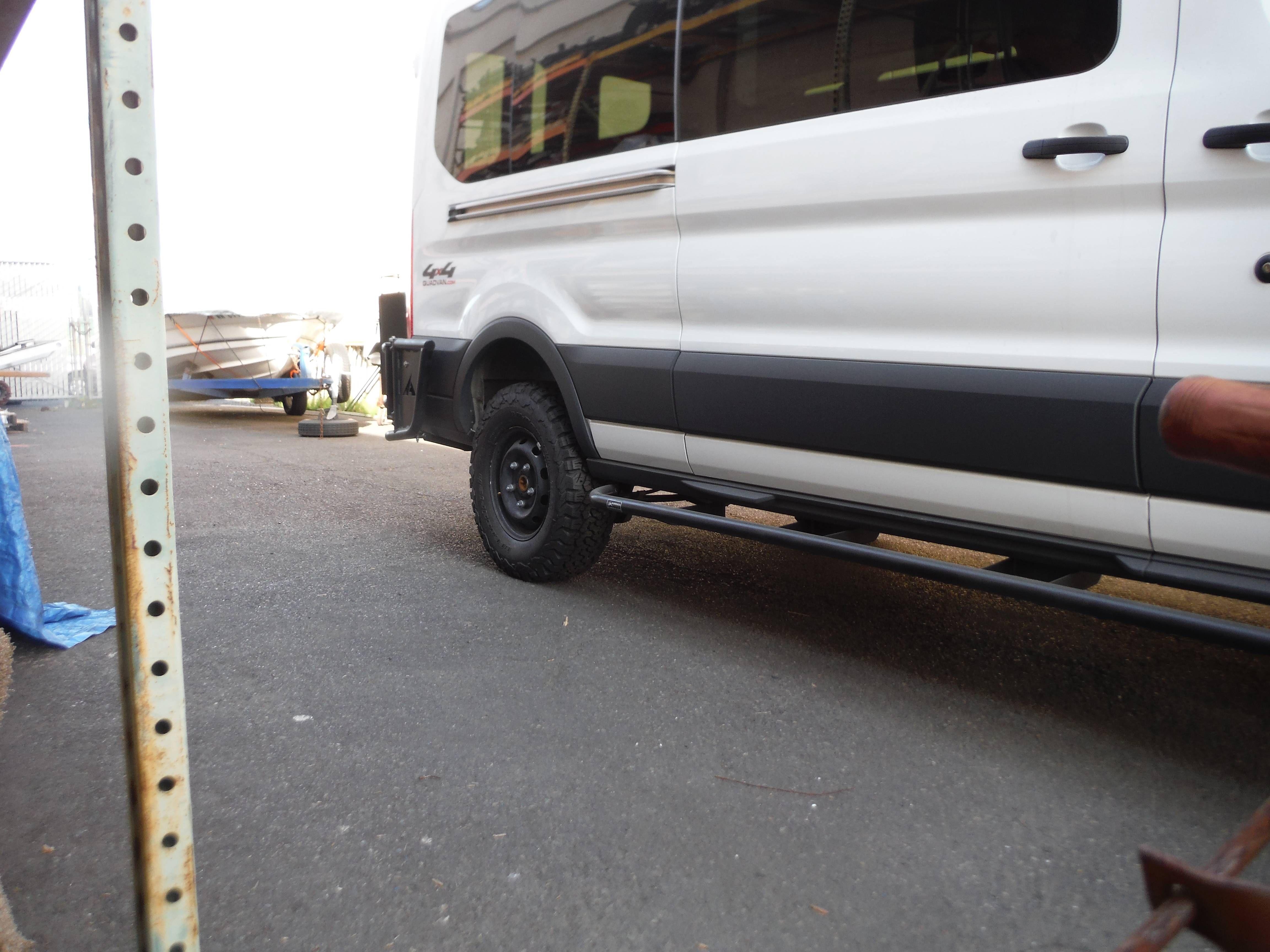 Ford Transit Usa Forum