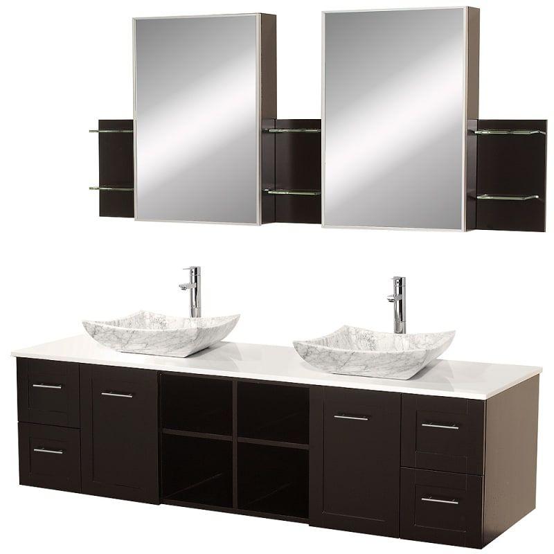 Wyndham Collection Wc Whe007 Sh 72 Oak Bathroom Vanity Bathroom