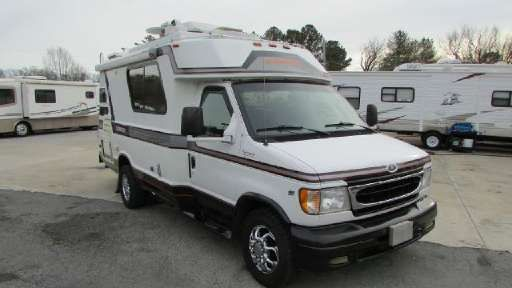 Check Out This 2009 Majestic Leisure Craft Tourer Ii Ford Listing