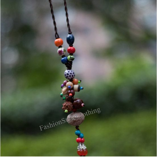 Rich tree necklace van FashionStyleClothing op Etsy
