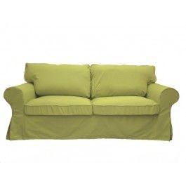 ikea ektorp sleeper sofa slipcover ektorp sofa bed cover rh pinterest com ektorp sofa bed cover white ektorp sofa bed cover white