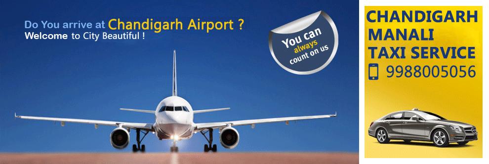 Chandigarh Airport to Manali Taxi Service. Best Chandigarh