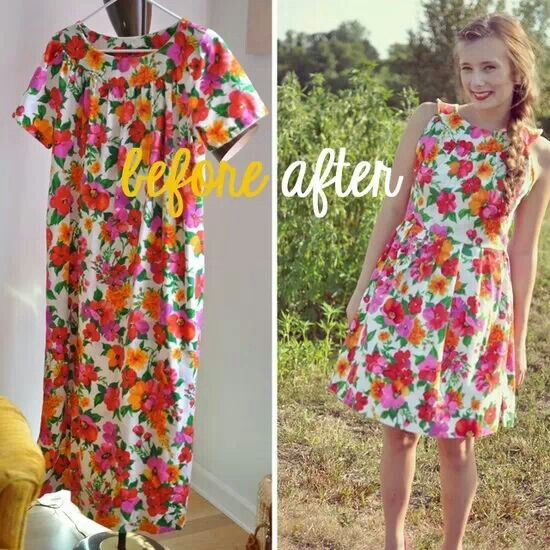 Diy clothes. I made this one uaing my moms old clothes ... - photo #45