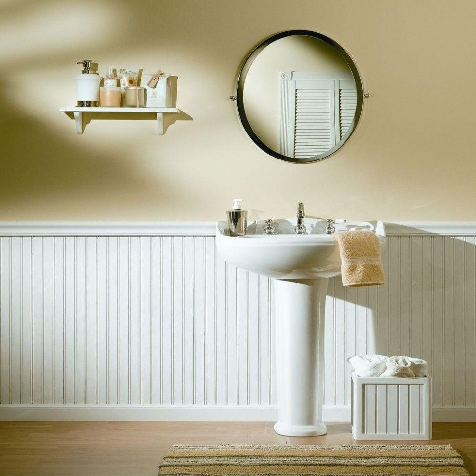 Home Depot Bathroom Wall Panels Di 2020