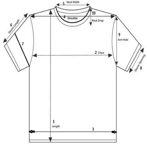 Sketch Of T Shirt With Parts Name Mens Shirt Pattern Men Pants Pattern T Shirt Sewing Pattern