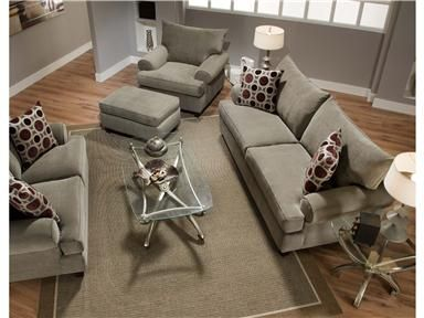 Corinthian Living Room Sofa, and an accent chair to match the pillows! Cant wait to have them!