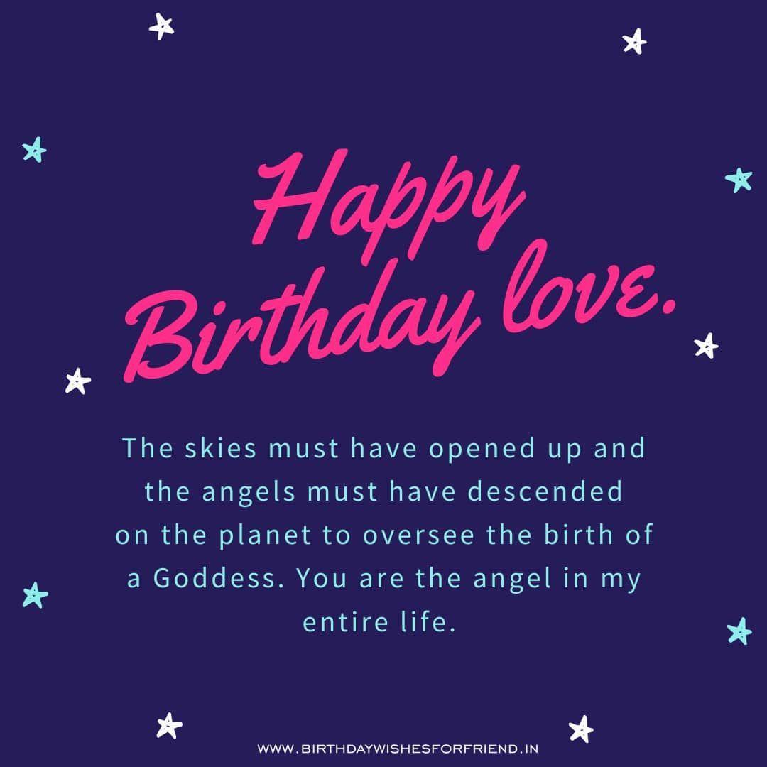 Birthday Wishes For Wife, Birthday birthdayquotesforwife