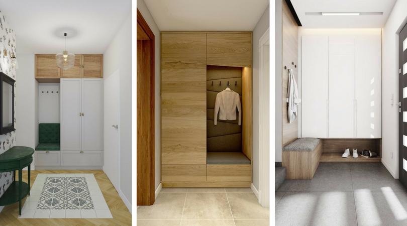 Aranzacja Malego Przedpokoju W Bloku Inspiracje Plakatuffka House Design House Creative Home