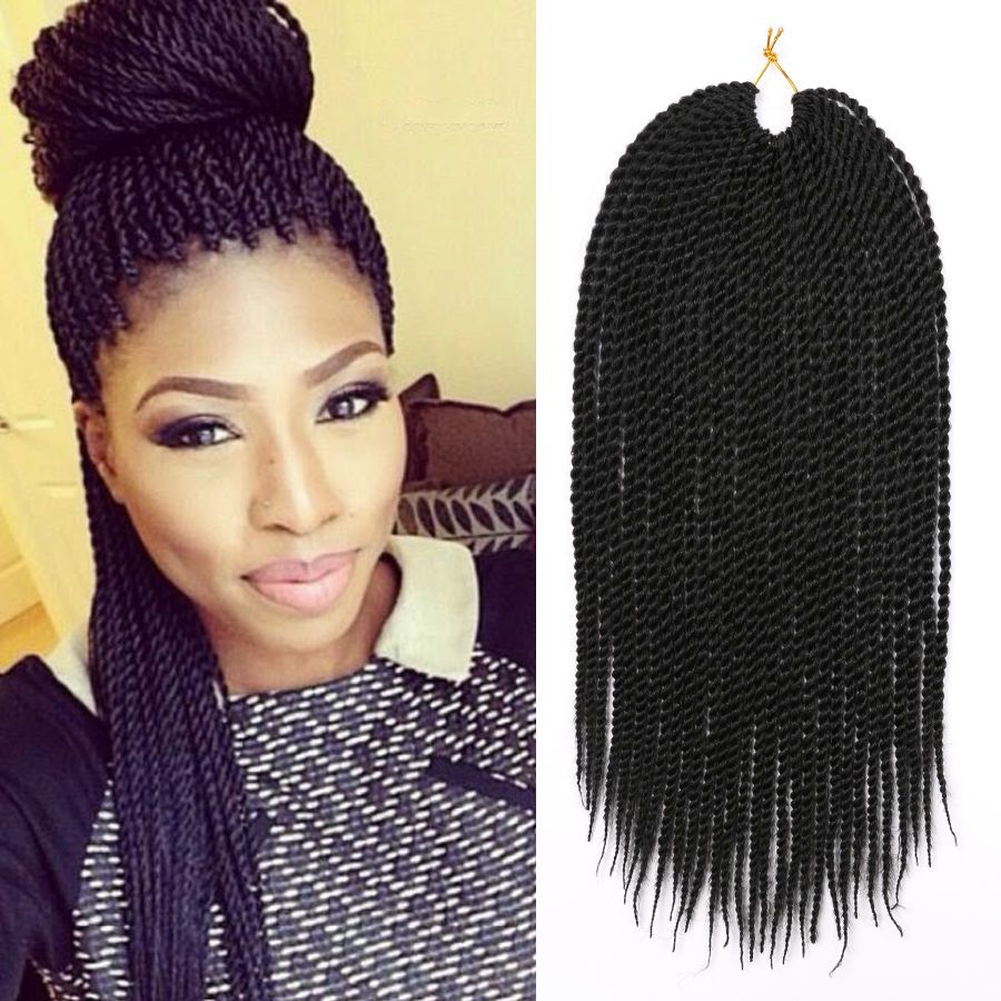 Pin by Dairess beauty hair on crochet senegalese twist