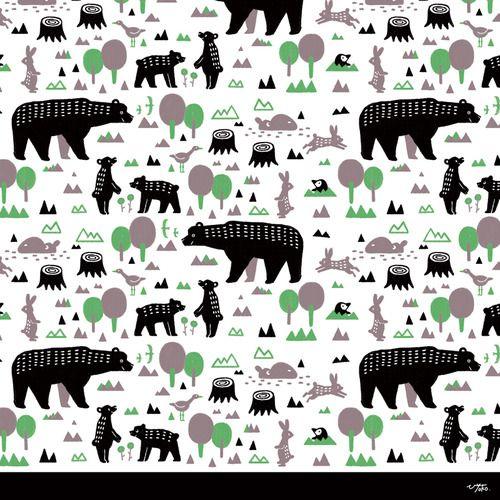 パターン Bear