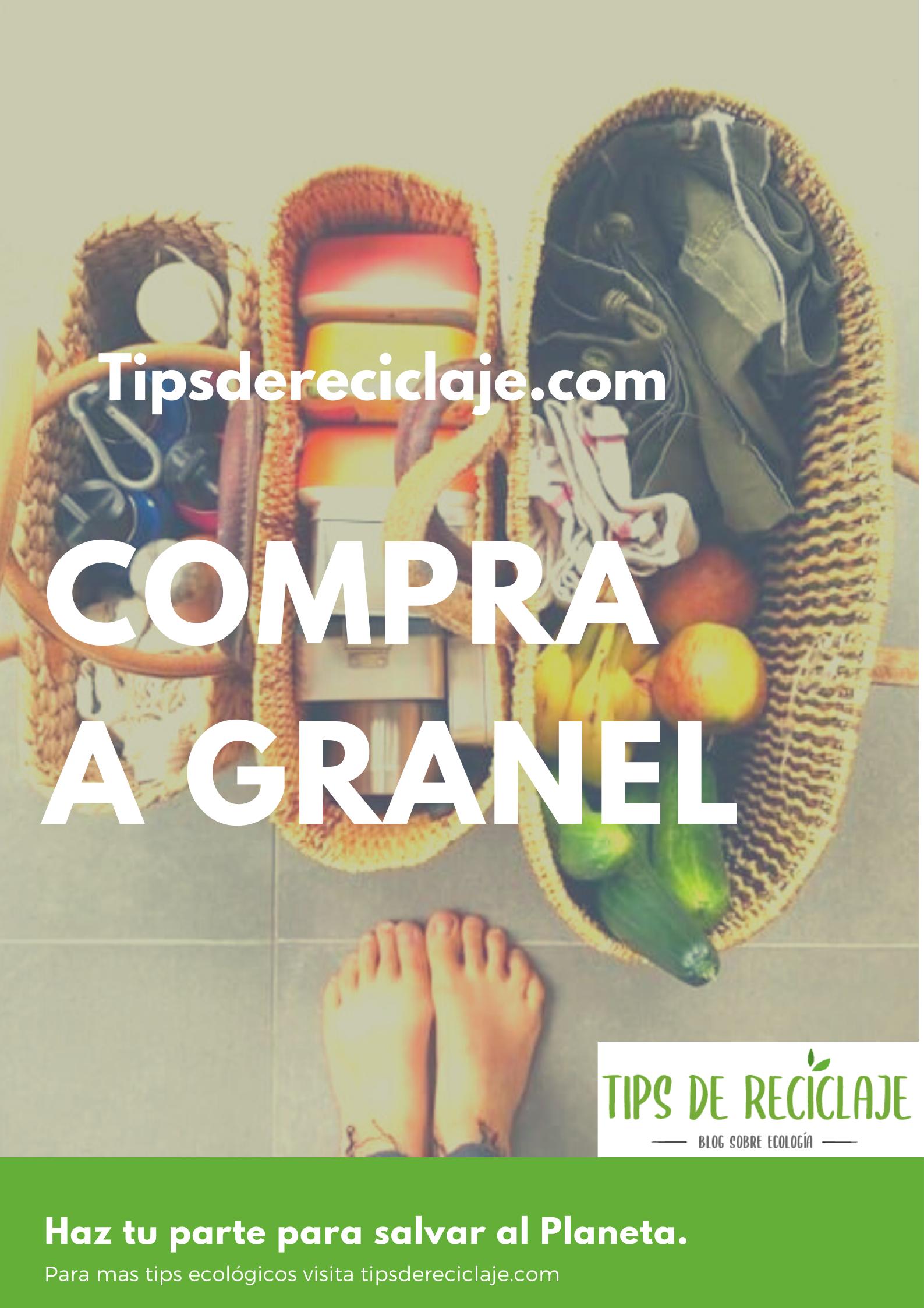 Tip 8 Compra A Granel Compras Granel Vida Sustentable