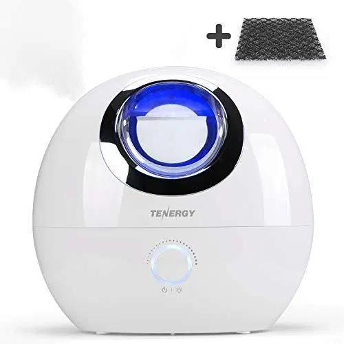 Tenergy Pluvi Ultrasonic Cool Mist Humidifier Ultrasonic