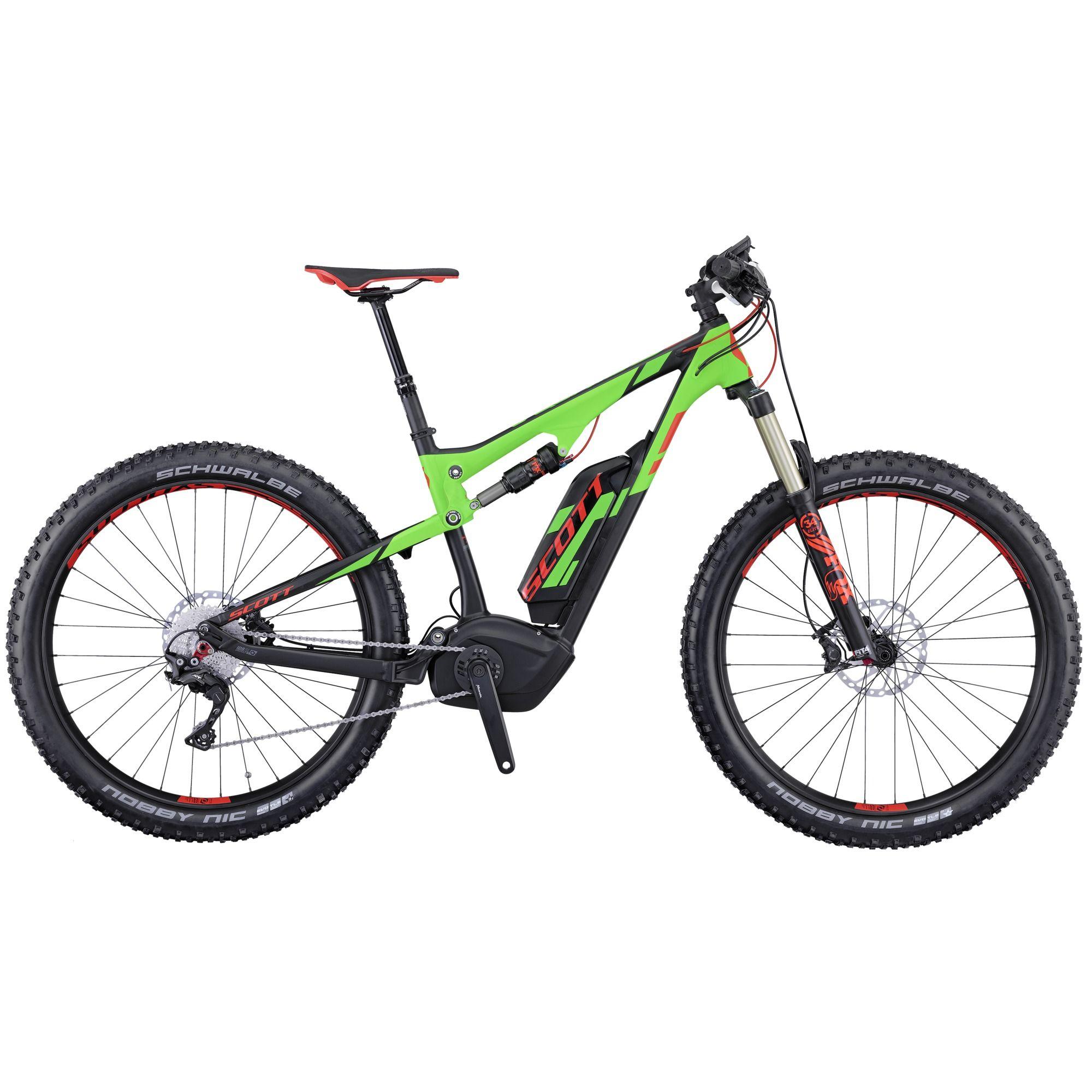 Scott EGenius 710 Plus Bike ILKLEY CYCLES Bike Shop