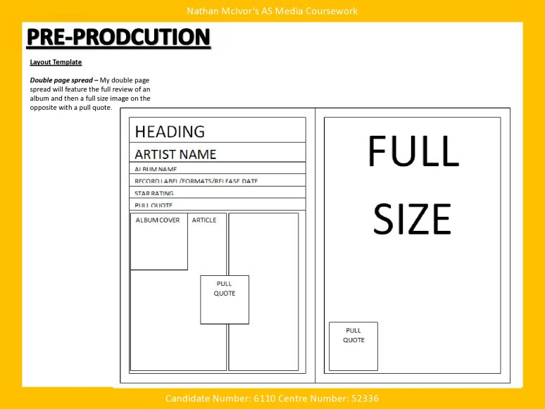 magazine layout template template pinterest layout template