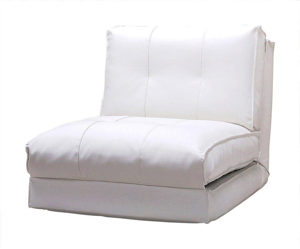 Sensational Lytle Convertible Chair Cottage In 2019 White Leather Inzonedesignstudio Interior Chair Design Inzonedesignstudiocom