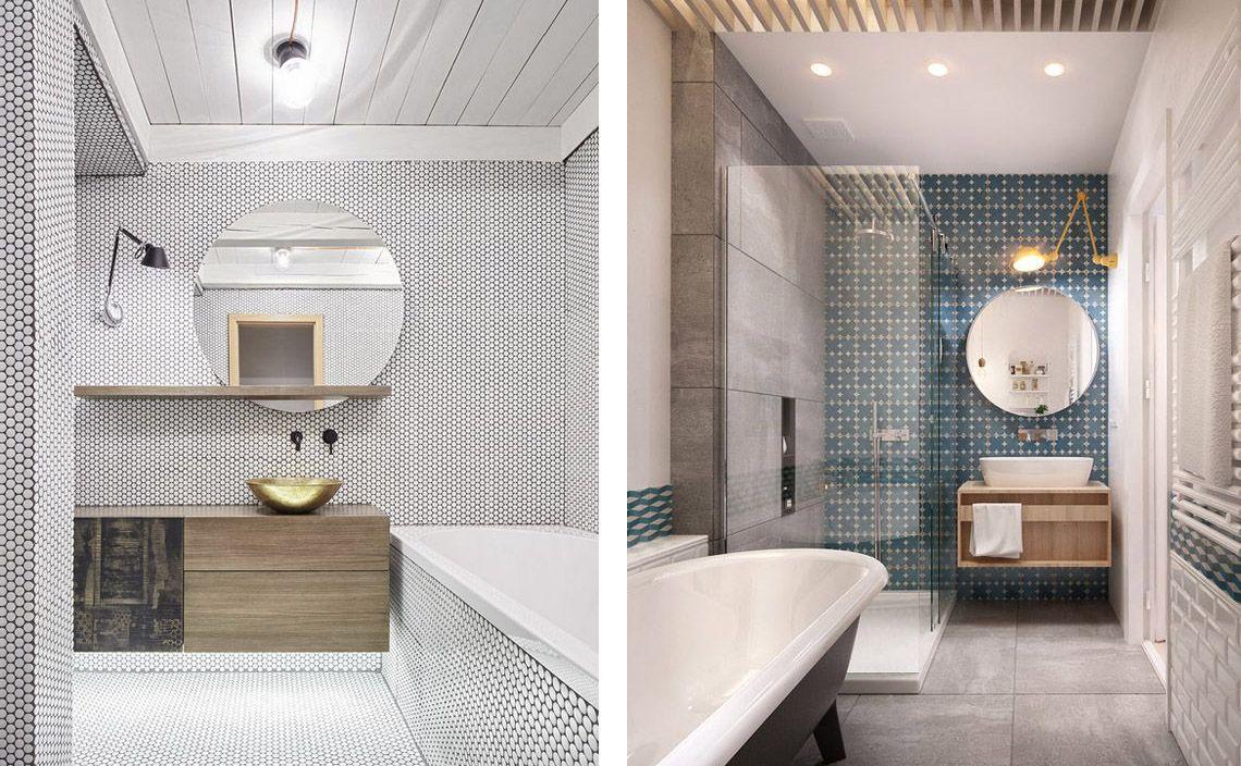 Espejos redondos para el cuarto de baño   Espejos para ...