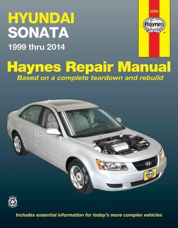 hyundai sonata 1999 thru 2014 haynes repair manual car rh pinterest com Online Repair Manuals Haynes Repair Manuals Online
